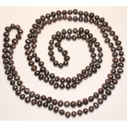 Sautoirs en perles de culture