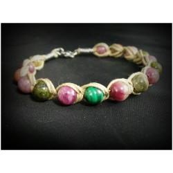 Bracelet tréssé